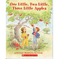 One Little, Two Little, Three Little Apples by Matt Ringler