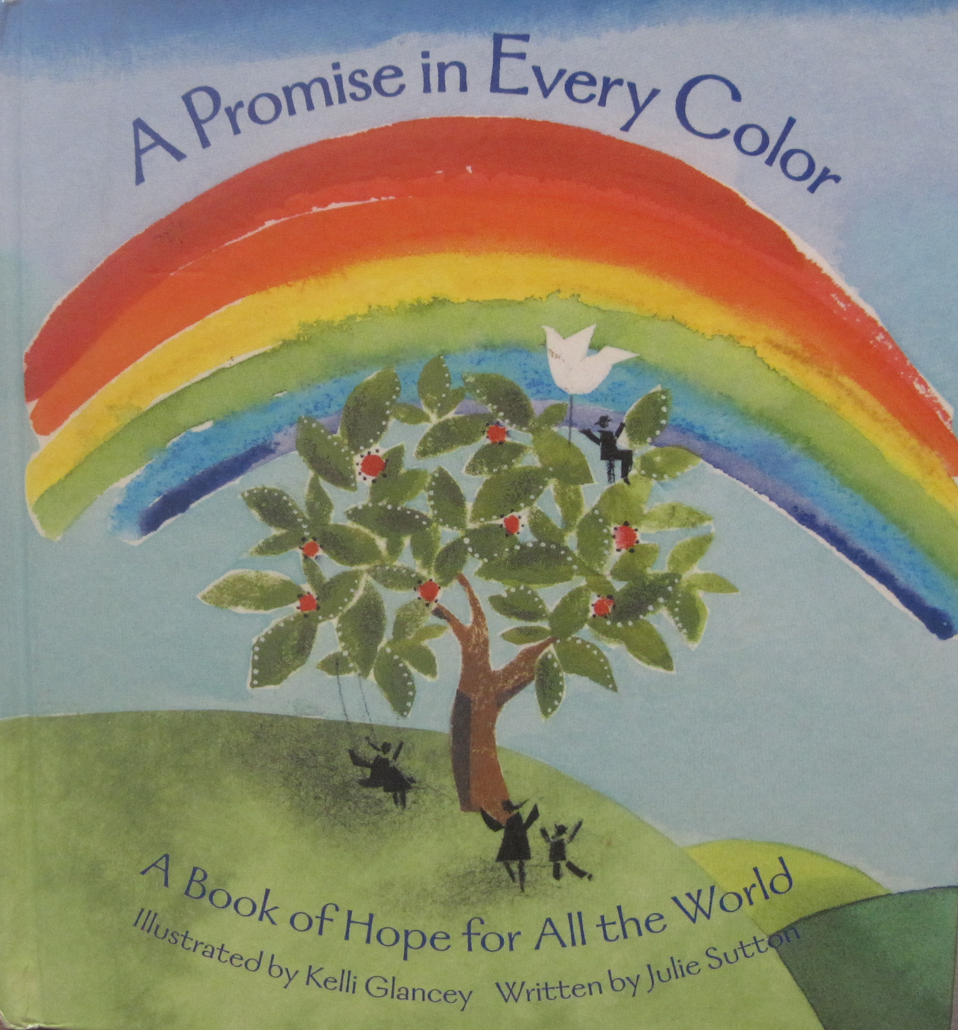 Hopeful, colorful books and activities